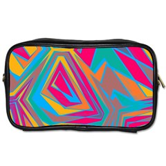 Distorted shapes			Toiletries Bag (One Side)