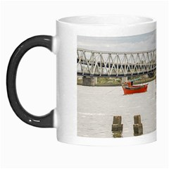 Boats At Santa Lucia River In Montevideo Uruguay Morph Mugs