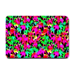 Colorful Leaves Small Doormat