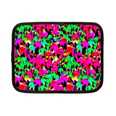 Colorful Leaves Netbook Case (Small)