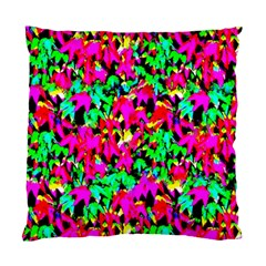 Colorful Leaves Standard Cushion Cases (Two Sides)