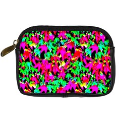 Colorful Leaves Digital Camera Cases