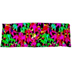 Colorful Leaves Body Pillow Cases Dakimakura (two Sides)