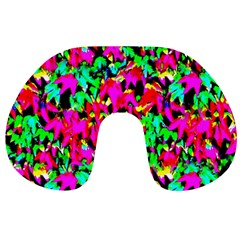 Colorful Leaves Travel Neck Pillows