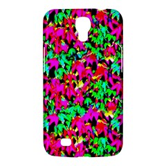 Colorful Leaves Samsung Galaxy Mega 6.3  I9200 Hardshell Case