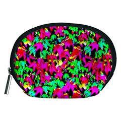Colorful Leaves Accessory Pouches (medium)