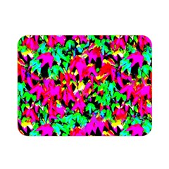 Colorful Leaves Double Sided Flano Blanket (mini)