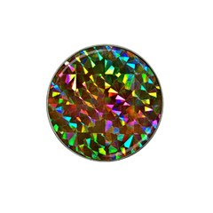 Cool Glitter Pattern Hat Clip Ball Marker (10 pack)