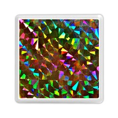 Cool Glitter Pattern Memory Card Reader (Square)