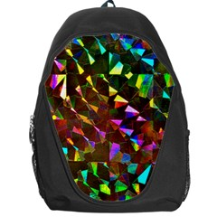 Cool Glitter Pattern Backpack Bag