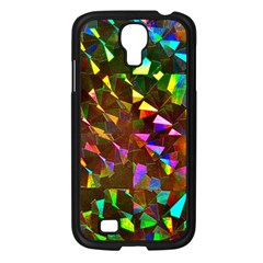 Cool Glitter Pattern Samsung Galaxy S4 I9500/ I9505 Case (black)