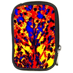 Fire Tree Pop Art Compact Camera Cases