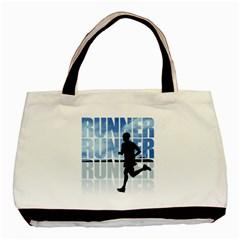 Runner 01 Classic Tote Bag