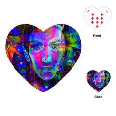 Night Dancer Playing Cards (heart)