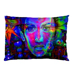 Night Dancer Pillow Cases (two Sides)