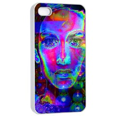 Night Dancer Apple Iphone 4/4s Seamless Case (white)
