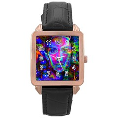 Night Dancer Rose Gold Watches