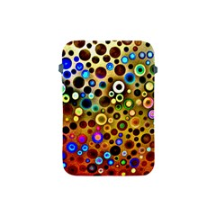 Colourful Circles Pattern Apple iPad Mini Protective Soft Cases
