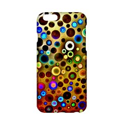 Colourful Circles Pattern Apple Iphone 6/6s Hardshell Case