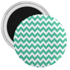 Chevron Pattern Gifts 3  Magnets