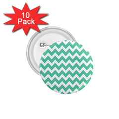 Chevron Pattern Gifts 1 75  Buttons (10 Pack)