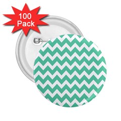 Chevron Pattern Gifts 2 25  Buttons (100 Pack)
