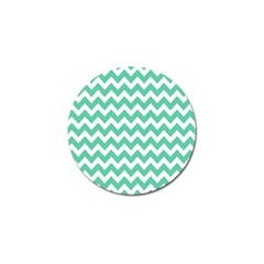 Chevron Pattern Gifts Golf Ball Marker (10 Pack)