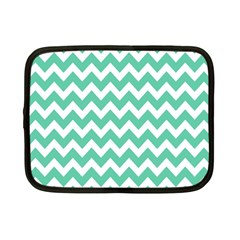 Chevron Pattern Gifts Netbook Case (small)