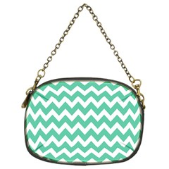 Chevron Pattern Gifts Chain Purses (two Sides)