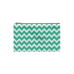 Chevron Pattern Gifts Cosmetic Bag (Small)