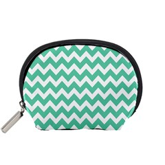 Chevron Pattern Gifts Accessory Pouches (small)