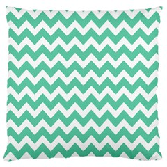 Chevron Pattern Gifts Standard Flano Cushion Cases (one Side)