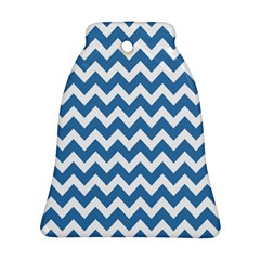 Chevron Pattern Gifts Bell Ornament (2 Sides)