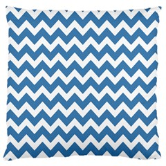 Chevron Pattern Gifts Large Flano Cushion Cases (two Sides)