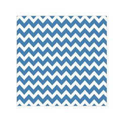 Chevron Pattern Gifts Small Satin Scarf (Square)