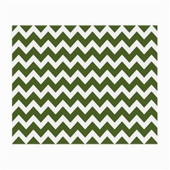Chevron Pattern Gifts Small Glasses Cloth