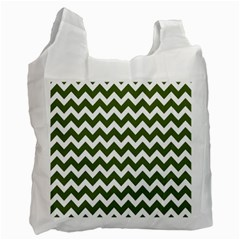 Chevron Pattern Gifts Recycle Bag (Two Side)