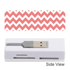 Chevron Pattern Gifts Memory Card Reader (Stick)