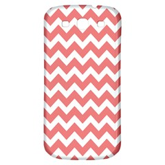 Chevron Pattern Gifts Samsung Galaxy S3 S III Classic Hardshell Back Case