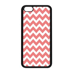 Chevron Pattern Gifts Apple iPhone 5C Seamless Case (Black)