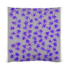 Purple Pattern Standard Cushion Case (One Side)
