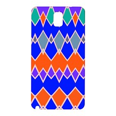 Rhombus chains			Samsung Galaxy Note 3 N9005 Hardshell Back Case