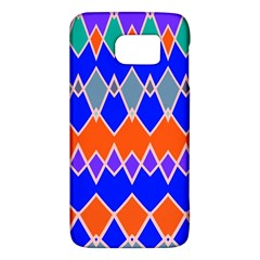 Rhombus chains			Samsung Galaxy S6 Hardshell Case