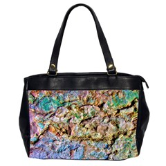 Abstract Background Wall 1 Office Handbags (2 Sides)