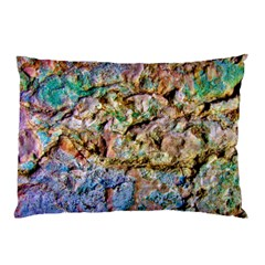 Abstract Background Wall 1 Pillow Cases (Two Sides)