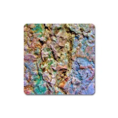 Abstract Background Wallpaper 1 Square Magnet