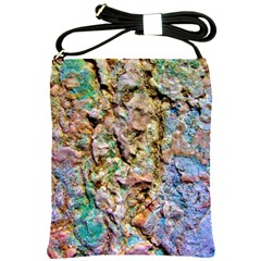 Abstract Background Wallpaper 1 Shoulder Sling Bags