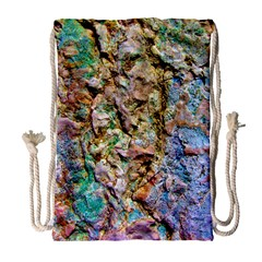 Abstract Background Wallpaper 1 Drawstring Bag (Large)