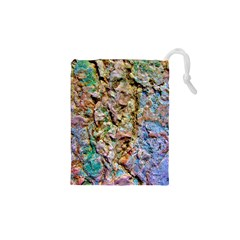 Abstract Background Wallpaper 1 Drawstring Pouches (xs)