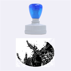 Rockscape Rubber Oval Stamps